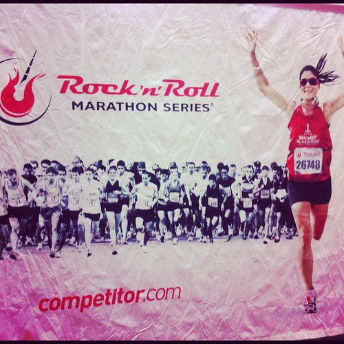 Rock & Roll 1/2 Marathon in Portland