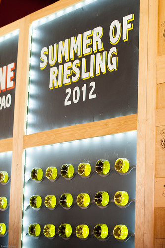 Paul Grieco's Summer of Riesling, the Great Googa Mooga