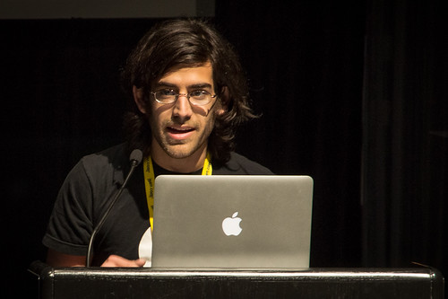 Aaron Swartz - Deceased (Suicide Jan 11, 2013)
