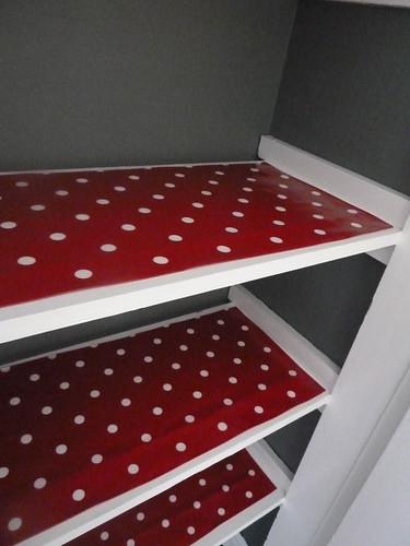 Spotty mats
