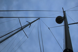 Wires, lines, masts and things