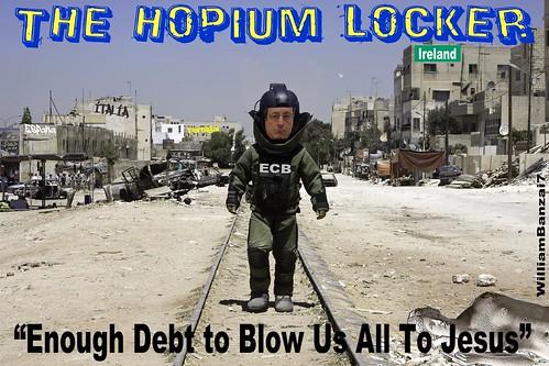 THE HOPIUM LOCKER by Colonel Flick