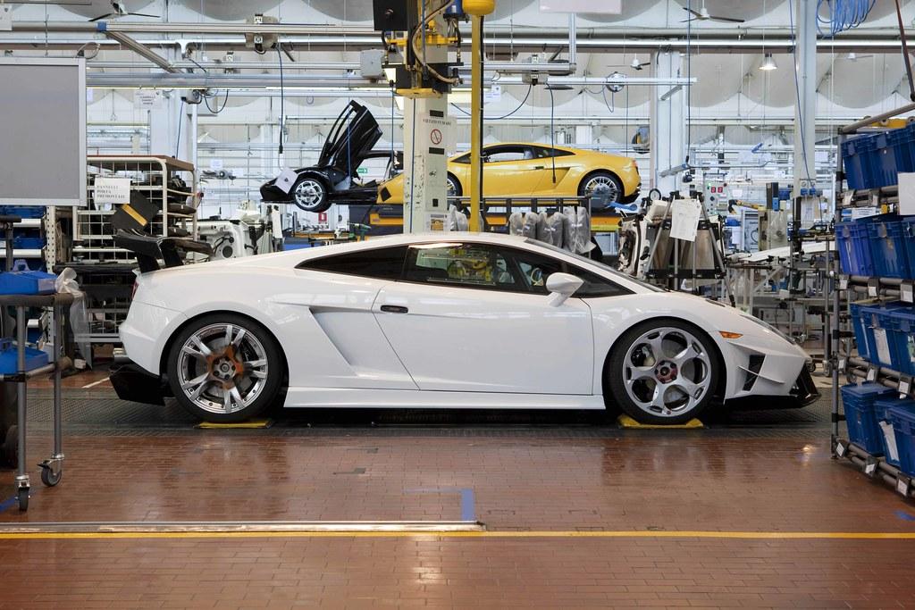 Lamborghini Museum Factory Tour