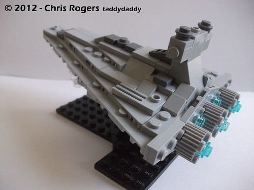 Lego Star Destroyer 5