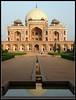 Humayuns Tomb - Delhi