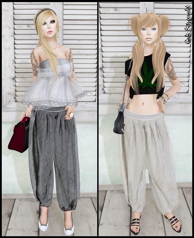 LpD new outfit - Iren gg