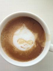 Today's latte, Drupal.