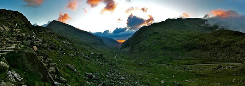 Bwlch Llanberis - Llanberis Pass
