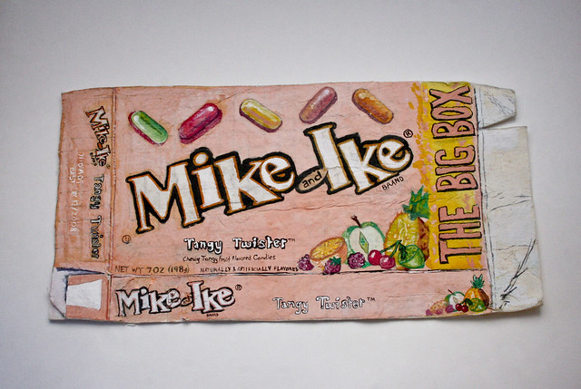 Mike and Ike Studio Shot