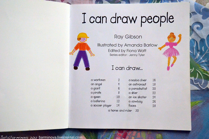 I can draw people -2