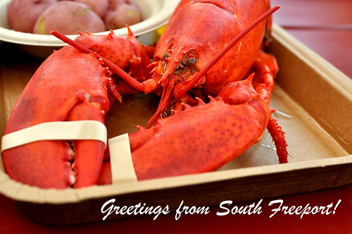 Greetings from South Freeport!