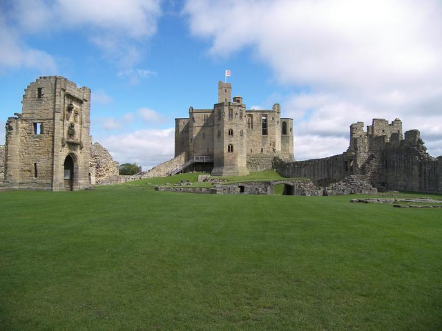 Warkworth Castle 014