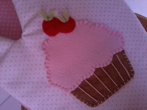Luva p/ cozinha. by ♥Paninhos em forma de amor♥
