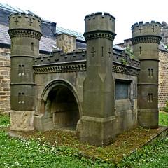 Bramhope Tunnel Memorial, Otley