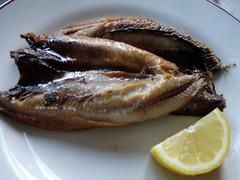 Kipper ou haddock