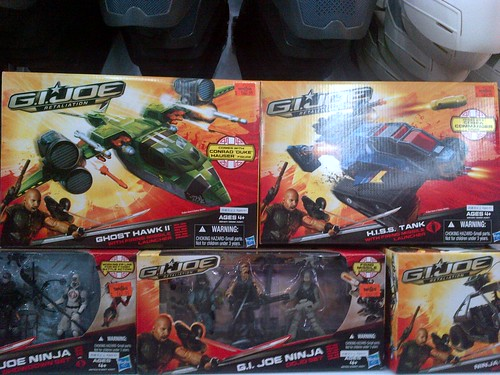 Toy sighting: G.I. Joe Retaliation