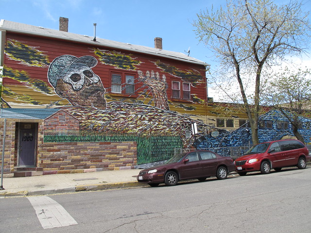Mural pilsen chicago flickr photo sharing for Chicago mural group