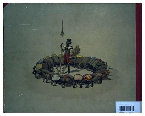 002-contraportada-Afrika  Studien und Einfaelle eines Malers 1895- Hans Richard von Volkmann- Universitätsbibliotheken Oldenburg