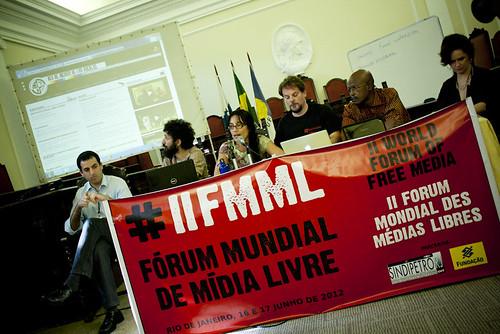 II Fórum Mundial de Midia Livre