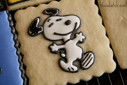 Snoopy Cookie.