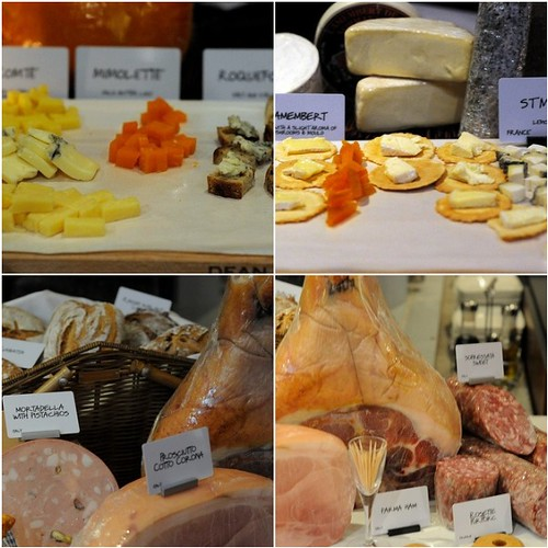 Artisanal Cheese & Exquisite Charcuterie at Dean & DeLuca Singapore