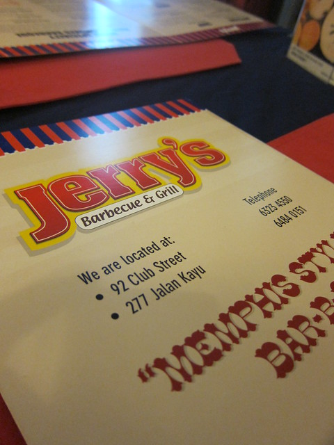Jerry's BBQ & Grill