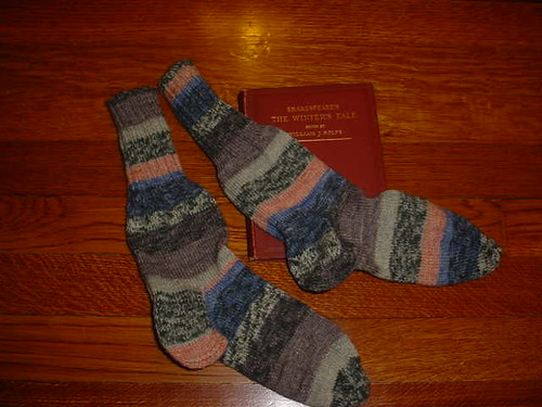 Winter's Tale socks