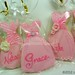 Shortbread Bridal Shower cookie favours