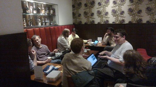 Osm Edinburgh meetup 19.6.12