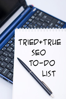 SEO To-Do List