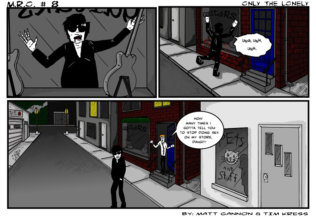 MRO Strip 8_Only The Lonely