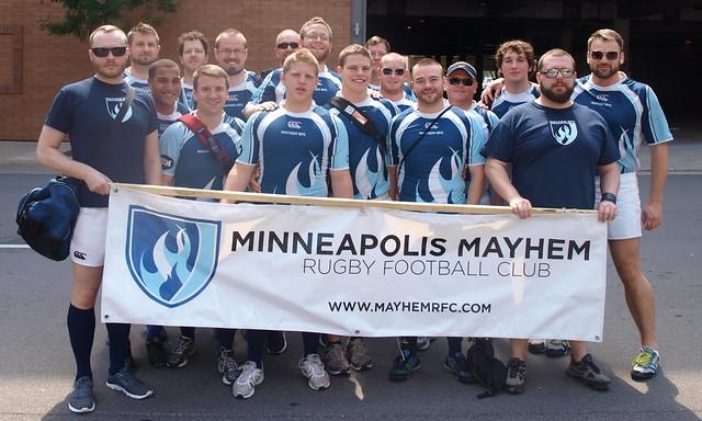 Minneapolis Mayhem Rugby