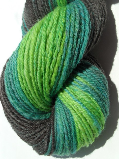 Greenwoodfiberworks-fiber club June2012-Metro-Polwarth-4oz-185yds chain plied-6