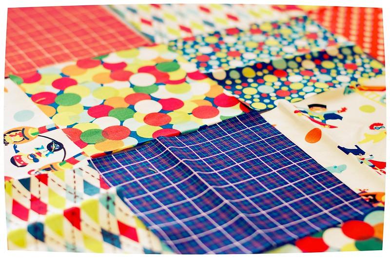 Kieran's Quilt Fabrics