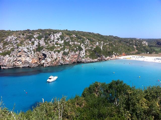 12 calas que parecen una piscina natural en islas mallorca - Piscina natural mallorca ...