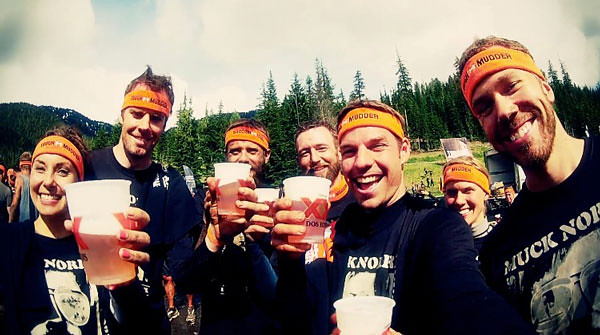 Tough Mudder: Muck Norris