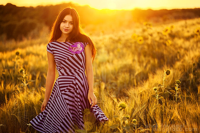 Belleza en los campos