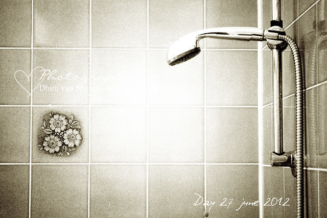 Photo a day june 27, 2012 : Bathroom
