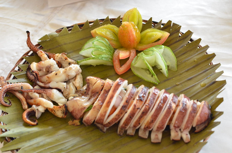 grilled pusit garden by the bay sooo pinoy food trip na pilipinas in davao