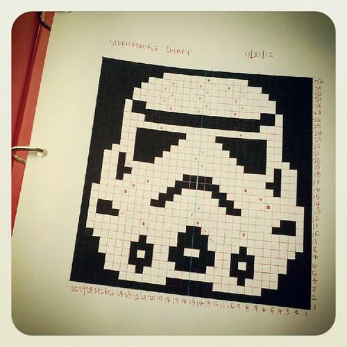 stormtrooper pattern
