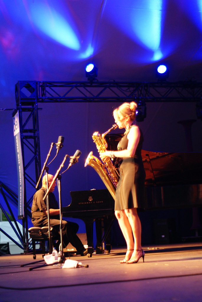 Lauren Sevian & Kenny Drew, Jr
