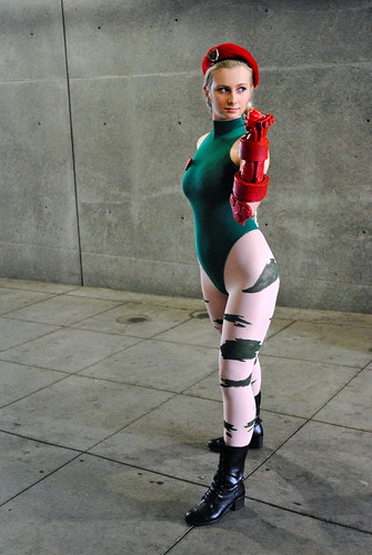 Cammy - Anime Expo 2012