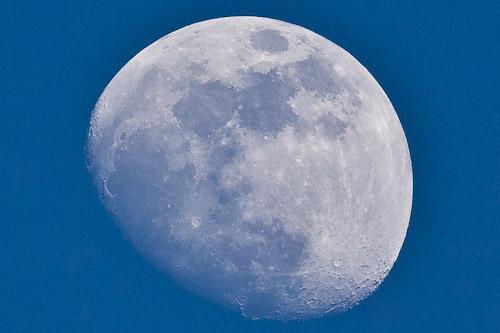 Moon 3/4