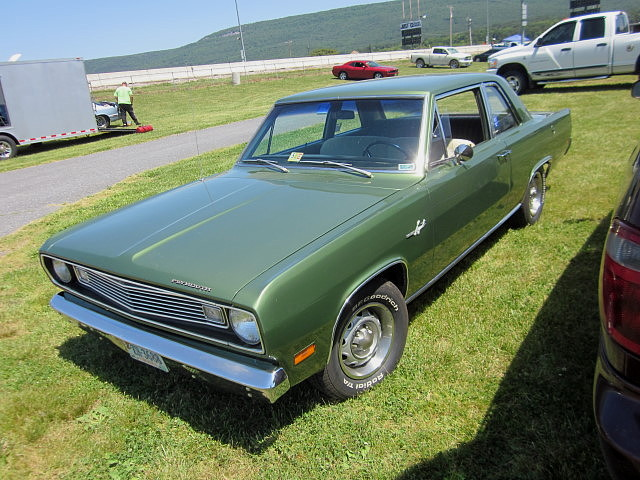 1969 Plymouth Valiant Value 1969 Plymouth Valiant Signet