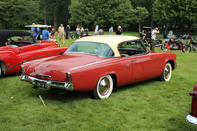1953 studebaker commander regal starlight coupe flickr - 1953 studebaker champion starlight coupe ...