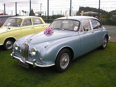 performance car(0.0), jaguar mark ix(0.0), convertible(0.0), sports car(0.0), automobile(1.0), executive car(1.0), daimler 250(1.0), jaguar xk140(1.0), jaguar mark 2(1.0), vehicle(1.0), jaguar mark 1(1.0), mitsuoka viewt(1.0), jaguar xk150(1.0), antique car(1.0), sedan(1.0), classic car(1.0), vintage car(1.0), land vehicle(1.0), luxury vehicle(1.0), jaguar s-type(1.0),
