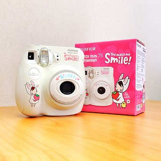 Pony Brown instax camera arriving soon