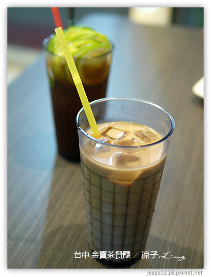 台中 金寶茶餐廳 5