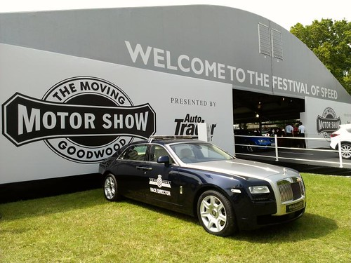 rolls royce goodwood