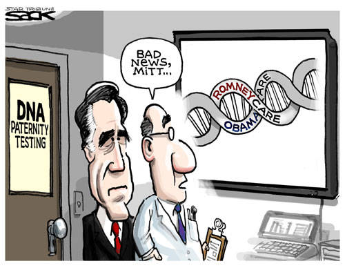acartoon-romneycare-Bad-News-Mitt